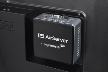 Legamaster universal mirroring receiver AirServer Connect - 002