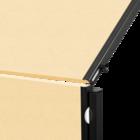 Legamaster PREMIUM PLUS workshop board foldable 150x120cm beige  - 002
