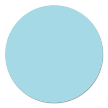 Legamaster workshop card circle 190mm light blue 500pcs - 001