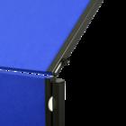 Legamaster PREMIUM PLUS workshop board foldable 150x120cm navy-blue  - 002