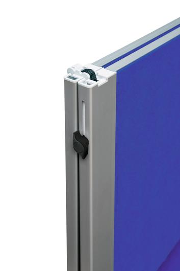 Legamaster PROFESSIONAL tablero para workshop móvil azul - 003