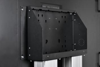 Legamaster e-Screen FEHA système sur colonne pour PTX-9800UHD e-Screen - 002
