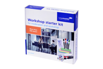 Legamaster workshop starter set 500-part - 001