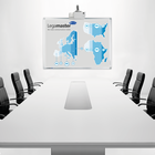 Legamaster FLEX projection board 99inch  - 003
