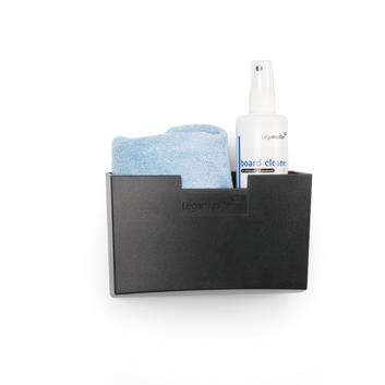 Legamaster porte-accessoires noir pour tableaux en verre - 001