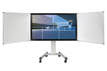 Legamaster ETX e-Screen LS side panel for ETX-6510UHD e-Screen - 001