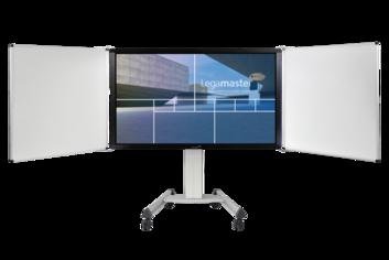 Legamaster ETX e-Screen LS panel lateral para ETX-7510UHD e-Screen - 001