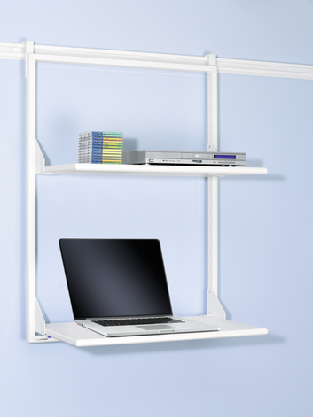 Legamaster LEGALINE PROFESSIONAL media shelf white - 001