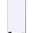 Legamaster tablero de vidrio móvil 90x175cm blanco  - 001