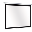 Legamaster ECONOMY manual projection screen 150x200cm  - 001