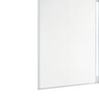 Legamaster e-Board side panel for e-Board 77inch white 2pcs  - 001