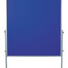 Legamaster PREMIUM tablero para workshop móvil azul marino  - 001
