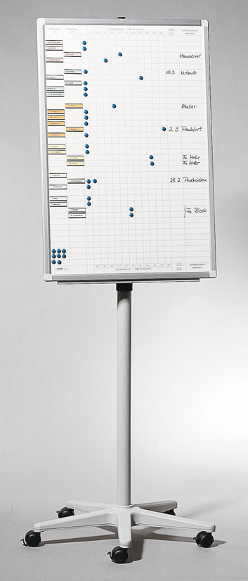 Legamaster PROFESSIONAL in-out board 90x60cm - 002
