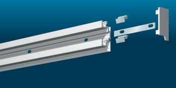 Legamaster LEGALINE wall rail 120cm - 001