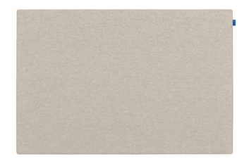 Legamaster BOARD-UP acoustic pinboard 75x100cm soft beige - 001