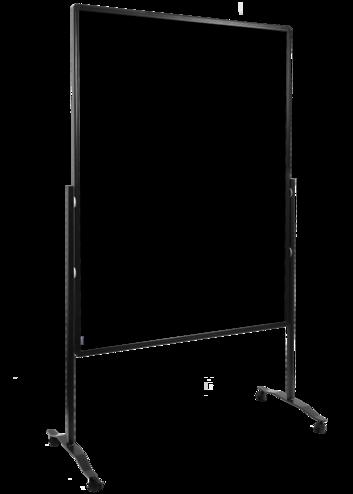 Legamaster PREMIUM PLUS divider board 150x100cm transparent - 001