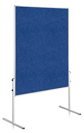 Legamaster ECONOMY tablero para workshop azul - 001