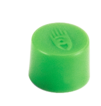 Legamaster magnet 10mm green 10pcs - 001