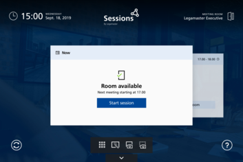 Legamaster Sessions software license lite - 002