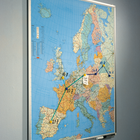 Legamaster PROFESSIONAL map Europe 100x137cm  - 002