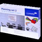 Legamaster Planungsset 2 für 40 Personen, Anlässe, Projekte  - 001