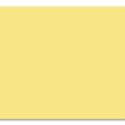 Legamaster workshopkaart rechthoek 95x200mm geel 250st  - 001