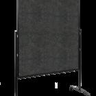 Legamaster PREMIUM PLUS tableau d'animation 150x120cm anthracite  - 001