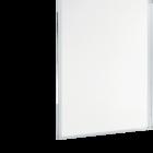 Legamaster e-Board side panel for e-Board 88inch white 2pcs  - 001