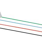 Legamaster planboard divider tape 1,0mm x 16m black  - 002