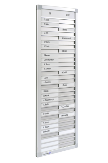Legamaster PROFESSIONAL in-out board 77x26cm - 002