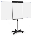 Legamaster UNIVERSAL TRIANGLE mobile flipchart star base  - 003