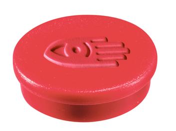 Legamaster magneet 20mm rood 10st - 001