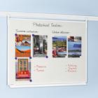 Legamaster LEGALINE whiteboard 90x120cm rail system  - 001
