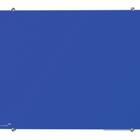 Legamaster tablero de vidrio 90x120cm azul  - 001