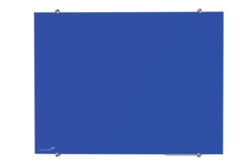 Legamaster glasbord 90x120cm blauw - 001