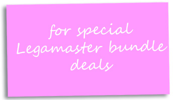 Legamaster special bundle package prices