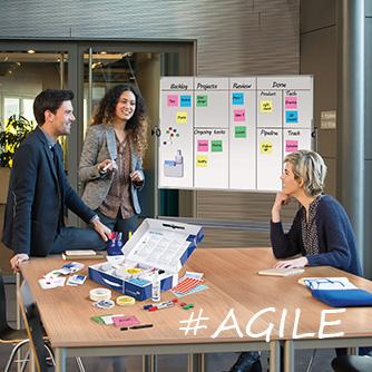Ontdek onze Agile oplossinge