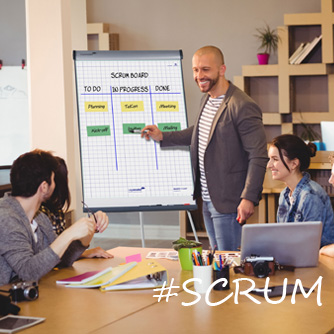 Discover our Scrum solutions