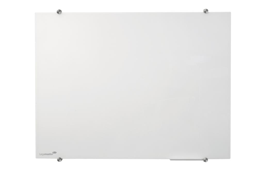 Glasbord wit 90x120 cm