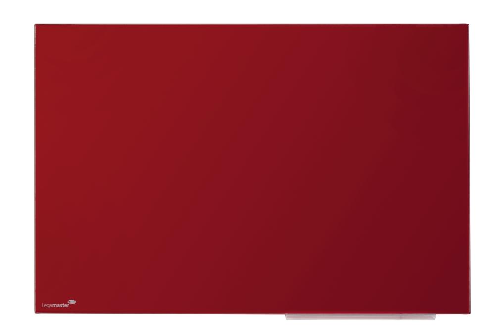 Glasbord rood 40x60 cm