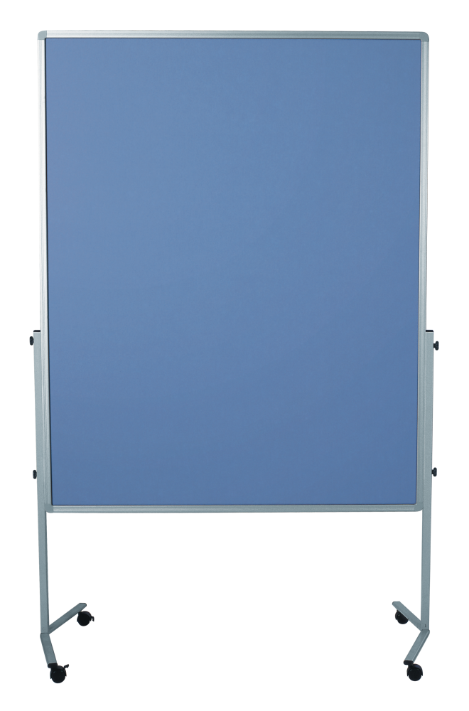 Workshopbord PREMIUM blauwgrijs/textiel