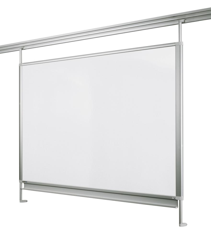 Whiteboard voor Legaline DYNAMIC 100x150 cm, geanodiseerd aluminium