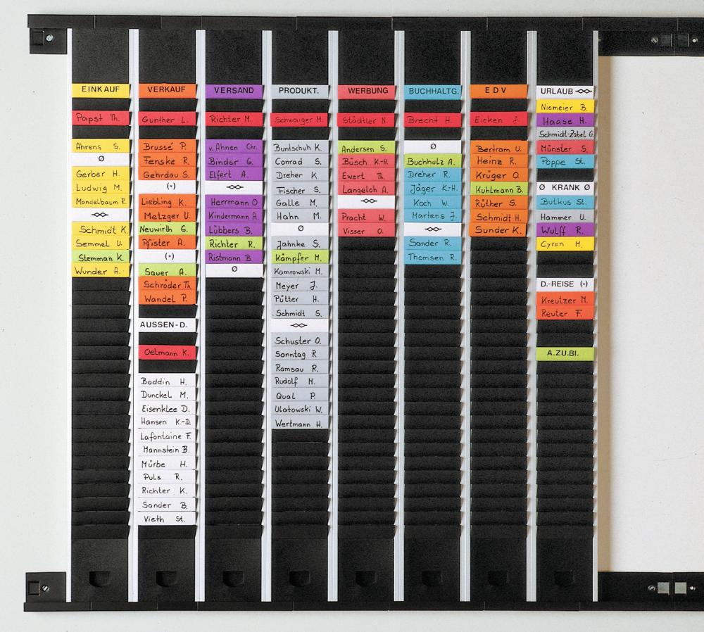 Planmodule breed 101 mm voor 60 T-kaarten